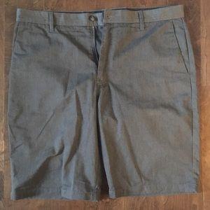 Men's Dark Gray Volcom Modern Stretch Shorts